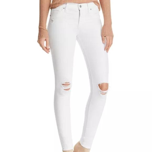 Hudson Jeans Denim - HUDSON Nico midrise skinny jeans E18